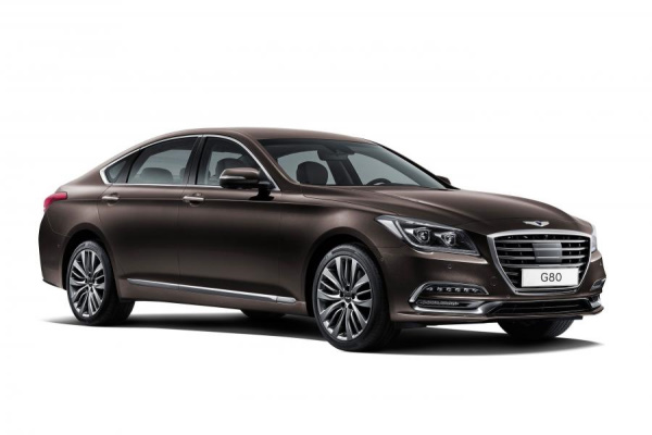 Genesis G80 wheels and tires specs icon