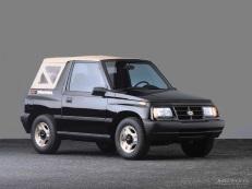 雪佛兰地球牌汽车 Tracker I Open Off-Road Vehicle