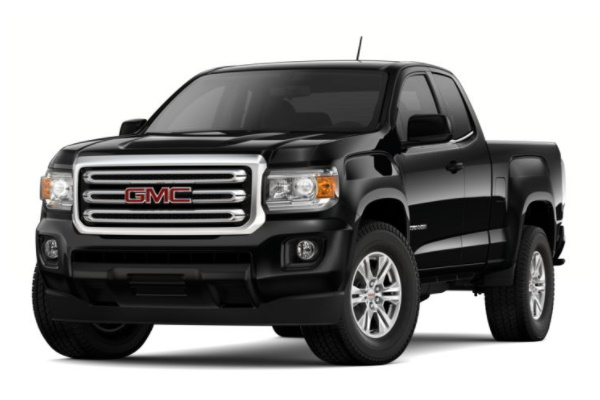 GMC Canyon GMT31XX Pickup Extended Cab