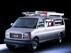 GMC Savana 1500 GMT600 Van