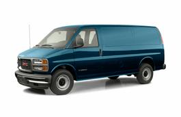 GMC Savana 2500 GMT600 Van