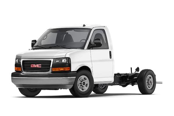 GMC Savana 3500 GMT610 Cutaway