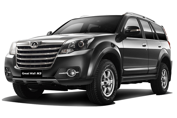 Great Wall Hover H3 wheels and tires specs icon