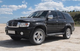 Great Wall Safe wheels and tires specs icon