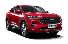 Haval F7x wheels and tires specs icon