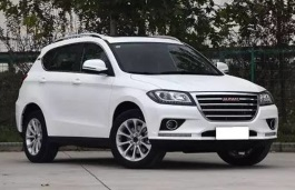 Haval H2 wheels and tires specs icon