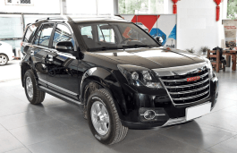 Haval H5 wheels and tires specs icon