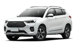 Haval H6 Coupe wheels and tires specs icon