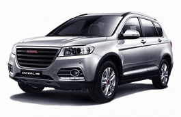 Haval H6 Sport wheels and tires specs icon