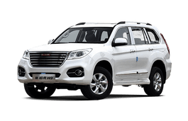 Haval H9 Facelift SUV