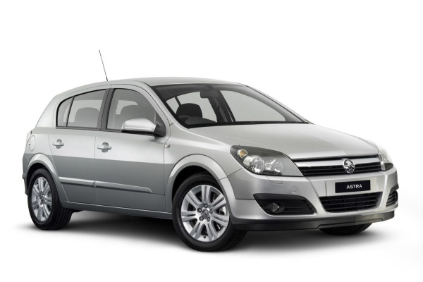 Holden Astra wheels and tires specs icon
