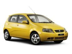 Holden Barina TK.I Hatchback