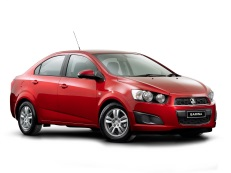 Holden Barina wheels and tires specs icon