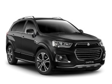 Holden Captiva wheels and tires specs icon