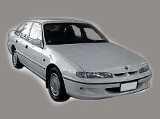 Holden Commodore II (VR) Saloon