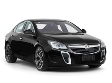 Holden Insignia VXR wheels and tires specs icon