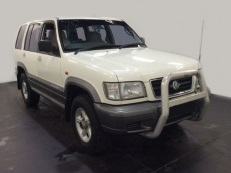 Holden Jackaroo wheels and tires specs icon