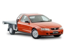 Holden One Tonner wheels and tires specs icon