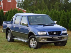 Holden Rodeo TF Pickup Crew Cab