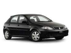 Holden Viva JF Hatchback