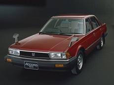 Honda Accord SY\SZ Saloon