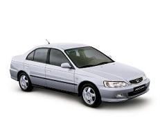 Honda Accord CG\CH Saloon
