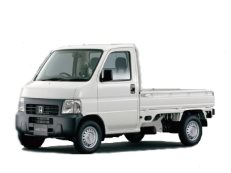 Honda Acty Truck wheels and tires specs icon
