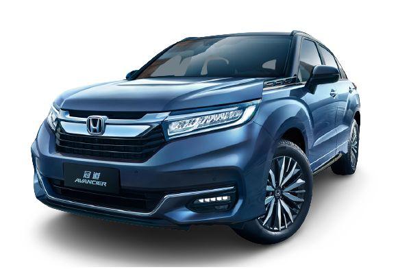 Honda Avancier II SUV