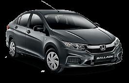 Honda Ballade GM6 Facelift Saloon