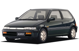 本田 City GA Facelift 两厢