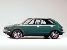 Автомобиль Honda Civic SB1/SG/SE/VB JDM, год выпуска 1972 - 1978