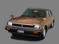 Автомобиль Honda Civic SL/SS/SR/ST/VC/WD JDM, год выпуска 1979 - 1983