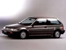 Автомобиль Honda Civic ED/EE/EF/SH JDM, год выпуска 1987 - 1991