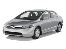 Автомобиль Honda Civic FA/FG USDM, год выпуска 2006 - 2011