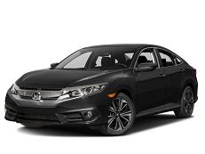 Автомобиль Honda Civic X (FC) , год выпуска 2016 - 2019
