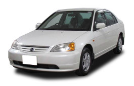 Honda Civic Ferio wheels and tires specs icon