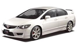 本田 Civic Type R FD 三厢