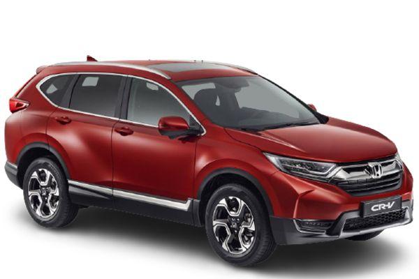 Honda CR-V wheels and tires specs icon