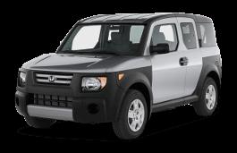 本田 元素 YH Facelift SUV