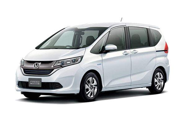 Honda Freed II Facelift MPV