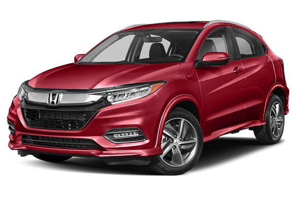 Honda HR-V wheels and tires specs icon