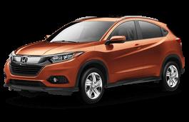 Honda HR-V RU Facelift SUV