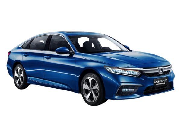 Honda Inspire wheels and tires specs icon