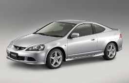 Honda Integra wheels and tires specs icon