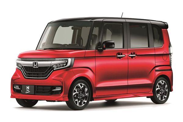 Honda N-BOX Custom II Hatchback