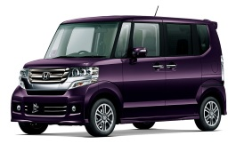 Honda N-BOX+ Custom Hatchback