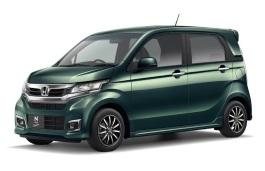 Honda N-WGN Custom wheels and tires specs icon
