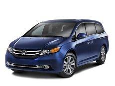 Honda Odyssey RL5 MPV