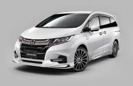 Honda Odyssey RC1/RC2/RC4 Facelift MPV