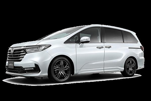 Honda Odyssey RC1/RC2/RC4 Facelift II MPV